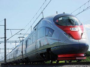 Высокоскоростная железная дорога Москва - Екатеринбург пройдет через Уфу